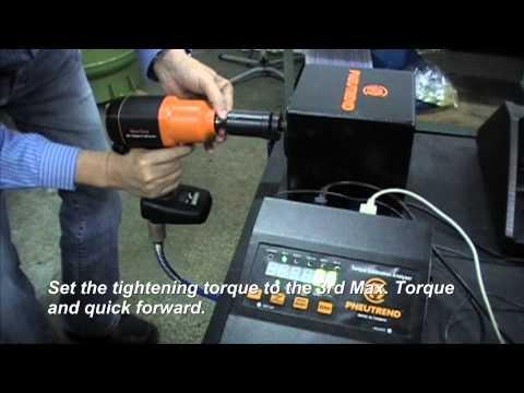 "Demo Video of 24290 1/2"" NeuTorq Air Impact Wrench"