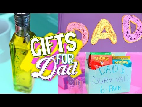 Last Minute DIY Father's Day Gift Ideas 2016! Easy & Affordable Gift Guide For Dad // Jill Cimorelli