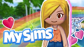 MOVING IN! | MySims Ep. 1