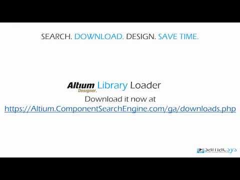 Altium Designer PCB Library - FREE - Footprints - Symbols