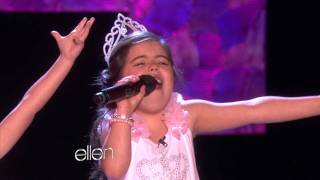 Sophia Grace and Rosie Sing