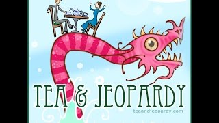 Octocon 2015 Live Tea & Jeopardy with C E Murphy