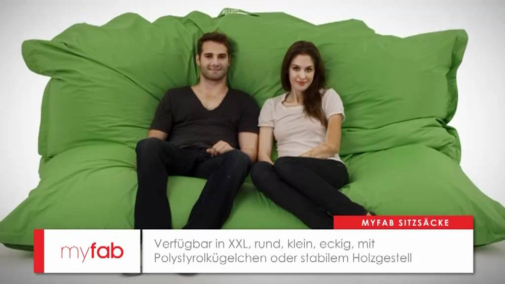 design sitzs cke von myfab youtube. Black Bedroom Furniture Sets. Home Design Ideas