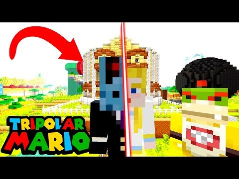BOWSER JRS MOM IS BACK! *TRANSFORMATION!*  Nintendo Fun House  Minecraft Switch 314