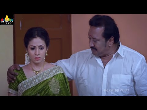 Srimathi 21F Latest Movie Scenes | Sadha With Stranger | Sri Balaji Video