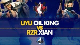 UYU Oil King (Rashid) vs RZR Xian (Ibuki) - Canada Cup 2019 Losers Final - CPT 2019