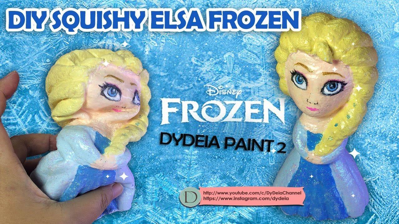 100 Gambar Squishy Frozen HD