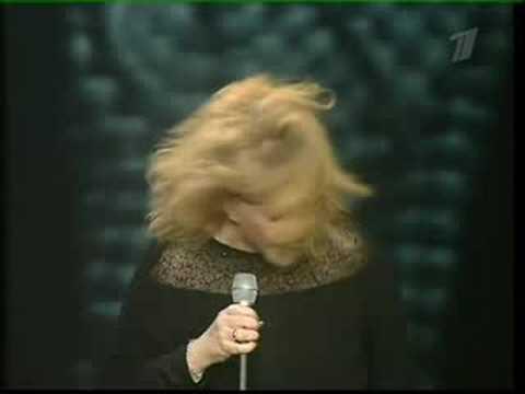 Алла Пугачева - Я пою (2003, вечер памяти О. Ефремова)