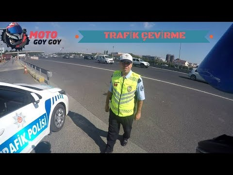 Köprü Çıkışı Trafik Çevirme | Cumartesi Çıtır GoyGoyu