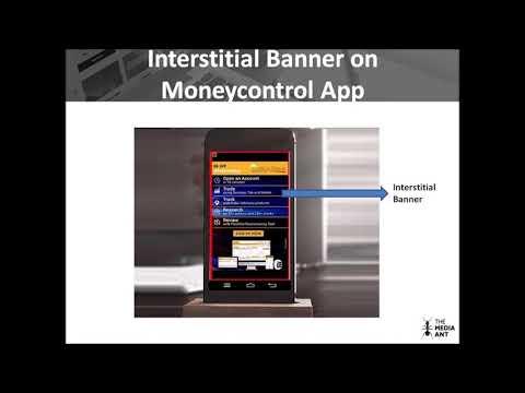 Moneycontrol Advertising Details - YT