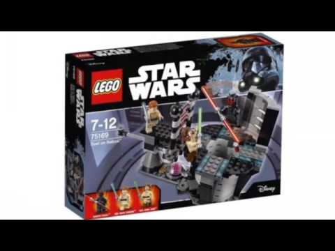 All of the Lego Star Wars winter 2017 sets - YouTube
