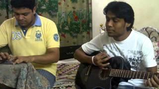 Saanso Ki Zaroorat Hai Jaise | Dandiya Mix | Guitar Cover by Subodh n aRJun