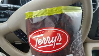 Terrys Jalapeno Kettle Chips from Food City