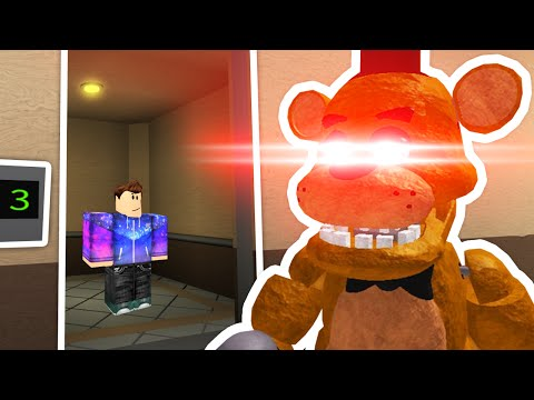 Roblox - Normal Elevator - FNAF FREDDY FAZBEAR FLOOR!?