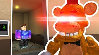 Roblox - Normal Elevator - FNAF FREDDY FAZBEAR FLOOR!? thumbnail