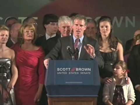 Republican Wins Senate Seat of Late Liberal Democrat Edward Kennedy