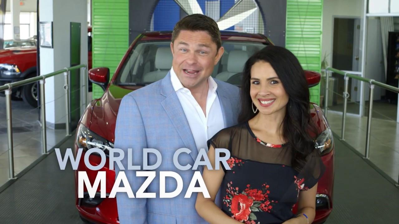 august sales at world car mazda new braunfels youtube. Black Bedroom Furniture Sets. Home Design Ideas