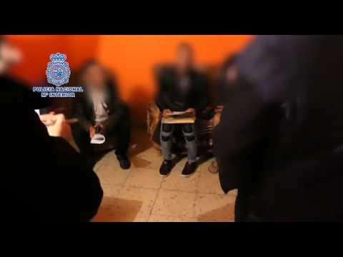 Operación 'Unicornio' para liberar a un menor de 16 años explotado sexualmente por su familia