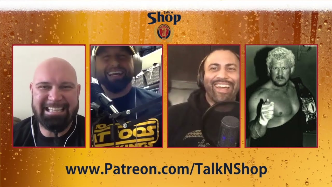 "Dr. D"" David Schultz gives his honest opinion on Vince McMahon: Talk'N Shop Podcast"