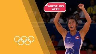 Olympics: Carol Huynh -