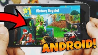 How To Download Fortnite Android on all Phones?!