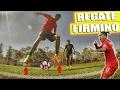 JUEGA COMO FIRMINO / Como hacer una REGATE al estilo FIRMINO - Jugadas, caños, fintas de futbol
