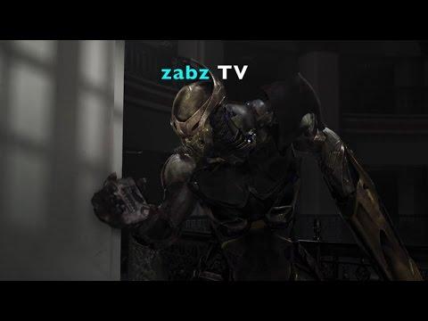 Movie Trailer AVD Aliens vs Dreadator (Aliens in jamaica) ZABZ TV
