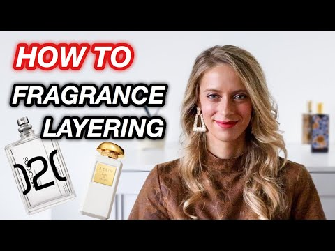 10 Tips to LAYER/COMBINE Fragrances + INSTAGRAM GIVEAWAY! - YouTube