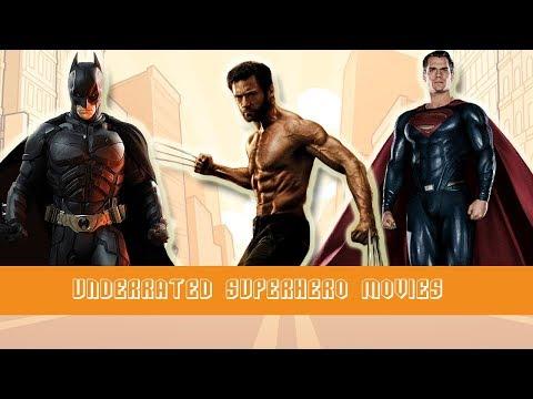 Underrated Superhero Movies!