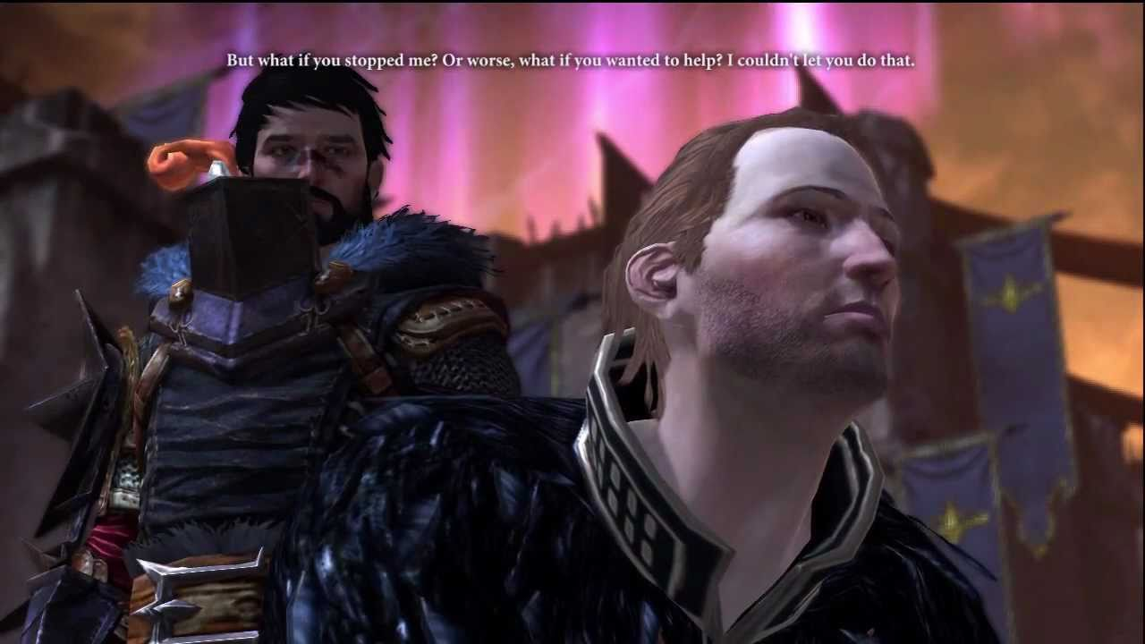 Dragon Age 2 Part 154 Mages Versus Templars Youtube