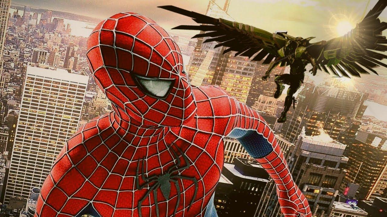 Spider-Man 4 - Movie Trailer (Vulture/Black Cat) - YouTube