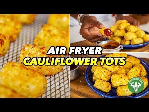 Cheesy Cauliflower Biscuits