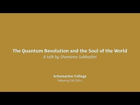 Earth Talk: The Quantum Revolution and the Soul of the World - Shantena Sabbadini