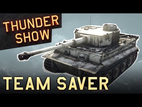 Thunder Show: Team saver
