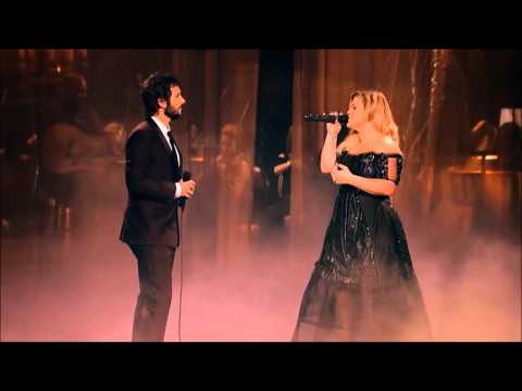 Josh Groban Kelly Clarkson All i ask phantom of the opera