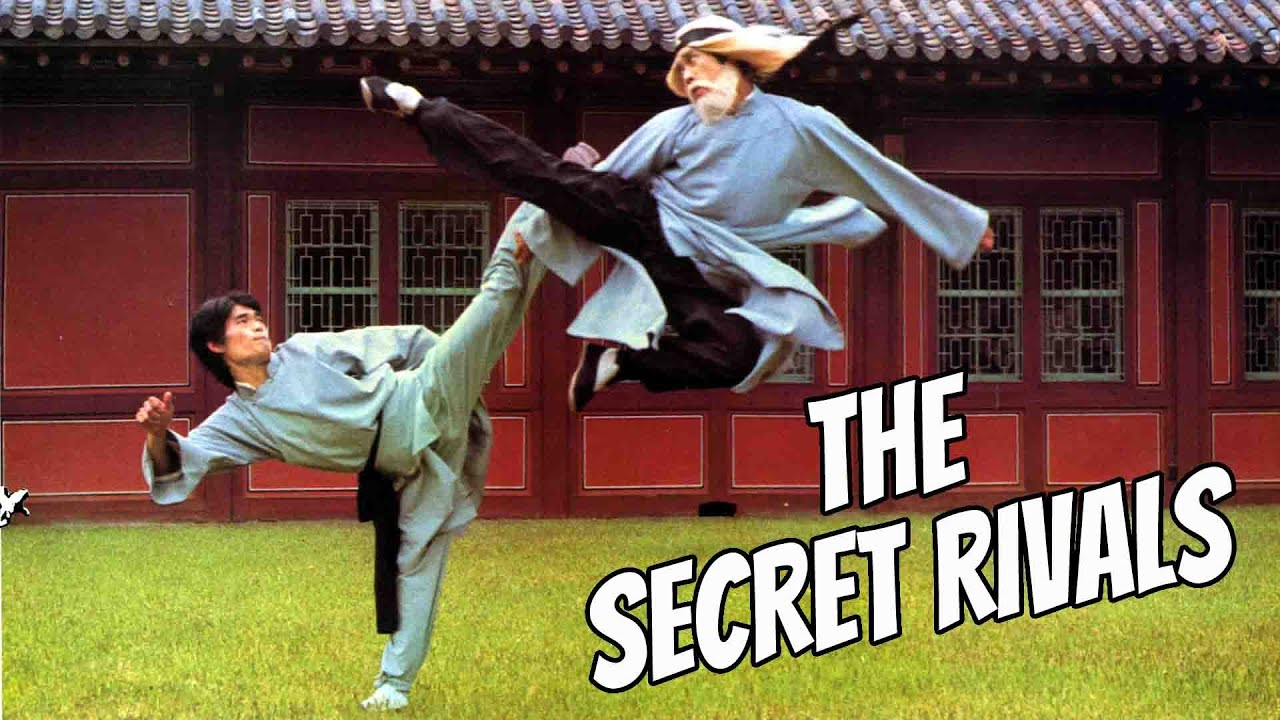 Download Wu Tang Collection - The Secret Rivals (Mandarin)