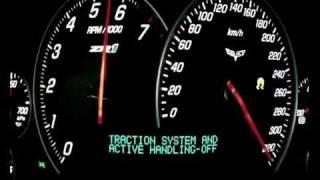 corvette zr1 0 330 km h