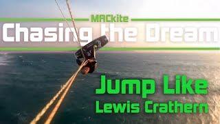 Jump Like Lewis Crathern - Chasing the Dream: Vlog 15