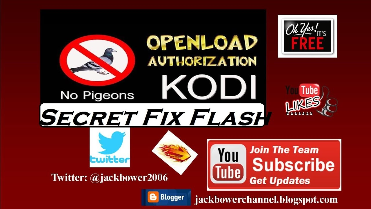 how to get rid of openload kodi