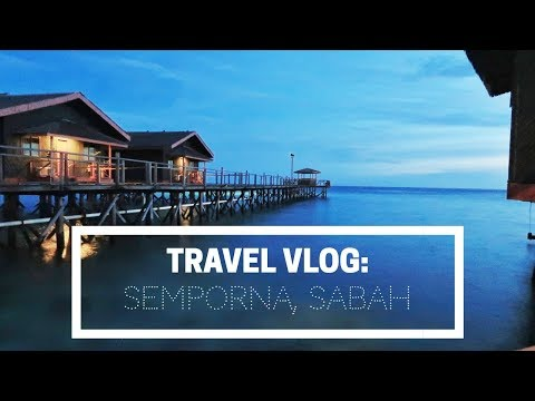 COME TRAVEL WITH ME | MALAYSIA | SABAH | SEMPORNA | AHMAYZIN