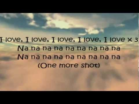 one more shot - the rolling stones (lyrics)