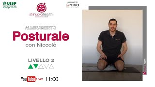 Posturale - Livello 2 - 3 (Live)