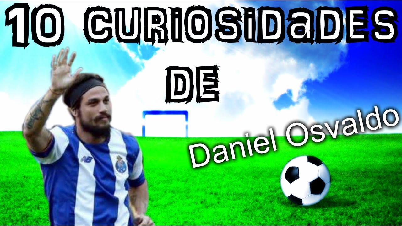 "Daniel Osvaldo Twitter: 10 Curiosidades De ""DANIEL OSVALDO"""