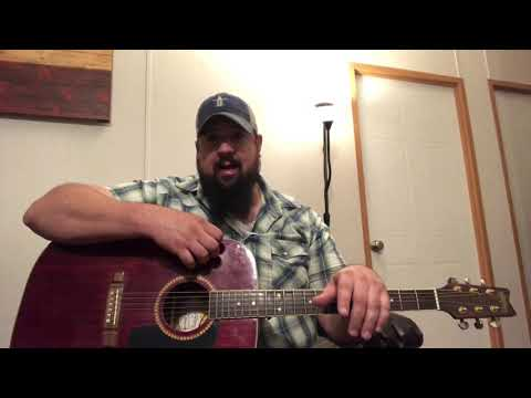 DAVE WELCH ORIGINAL - Traveling Salesman - NOT A COVER