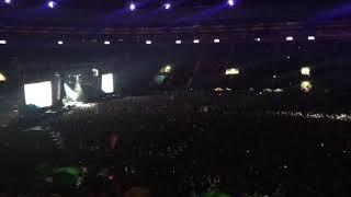 Вид на концерт со Sky Box концерт Океан Ельзи Харьков 24.08.2017