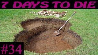 7 Days to Die ► Начало строительства ►#34 (16+)