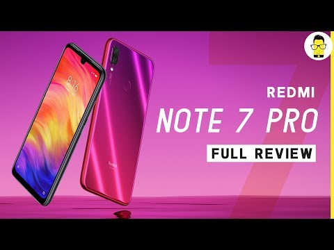 redmi-note-7-pro-review:-the-best-phone-under-rs-20,000?-|-comparison-with-galaxy-m30