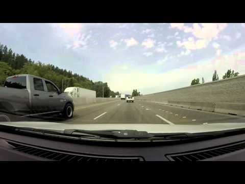 Drive WA SR 167 Puyallup to Renton