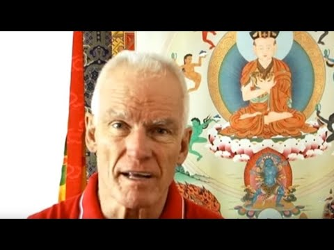 Lama Ole Nydahl On The Diamond Way: Keeping The Highest View