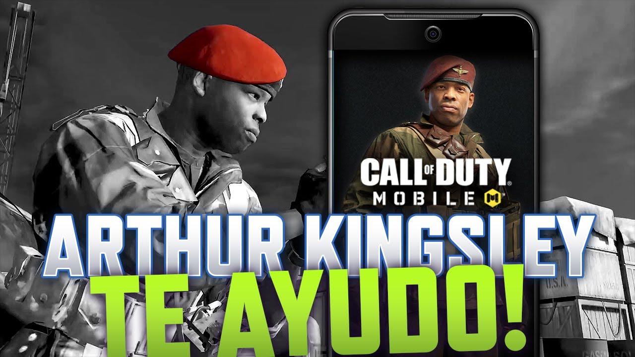 Download CONSIGUE a Arthur Kingsley AQUI EN ESTE DIRECTO TOTALMENTE GRATIS! | Call of Duty Mobile